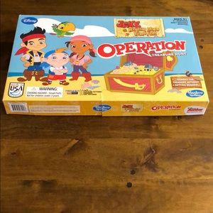 Disney Jake & the Neverland Pirates Operation